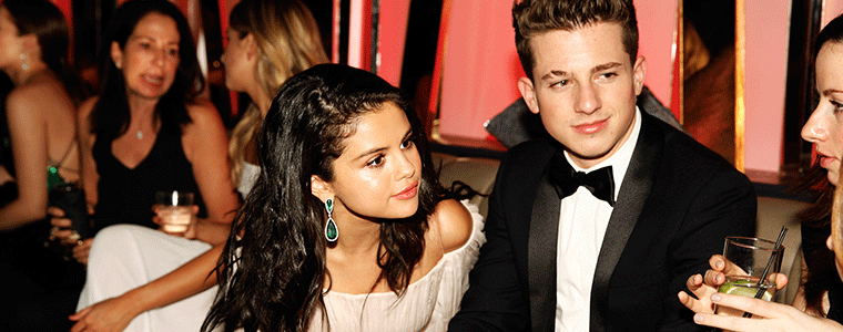 "Wywiad: Charlie Puth o duecie ""We Don't Talk Anymore"" z  Seleną Gomez"